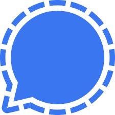 Signal Gizli Mesajlaşma Logosu