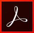 Adobe Acrobat Reader DC Logosu