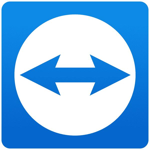 TeamViewer Logosu