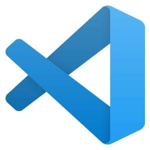 Visual Studio Code Logosu