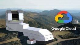 Google Cloud, Uzay Gözlemevi Görüntülerini Depolayacak