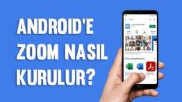 Android'e Zoom Nasıl Kurulur?